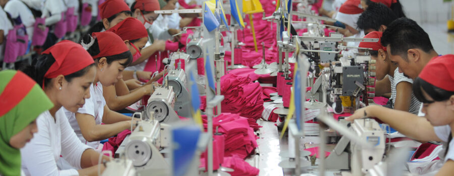 People skills make all the difference in Indonesia's garment factories
