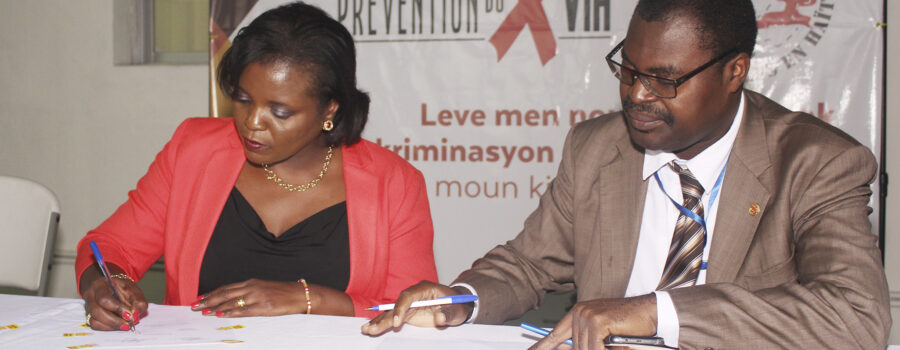 PACIFIC SPORTS HAITI S.A adopts HIV Policy