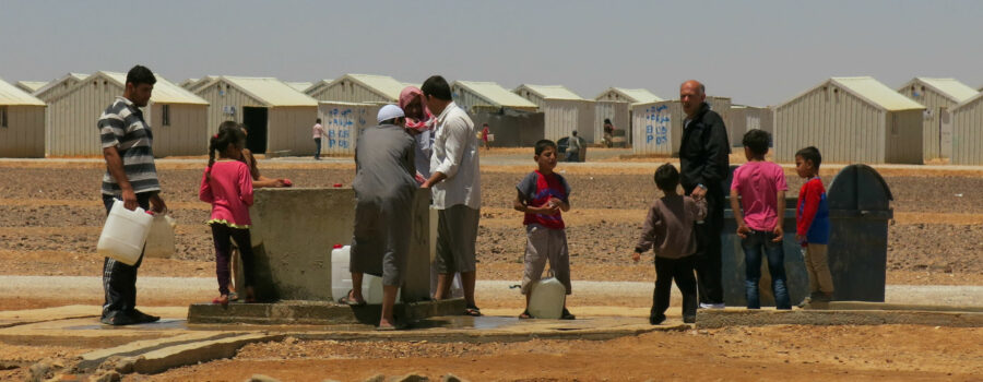 Stakeholders sign milestone document to include Syrian refugees within Jordan's workforce