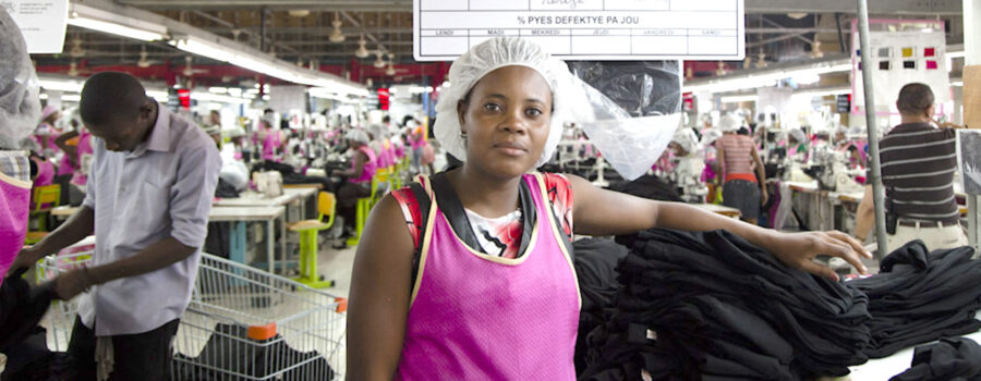 For a fair and open-minded dialogue – The work of the Office of the Labour Ombudsman (Special Mediator) in the garment sector in Haiti