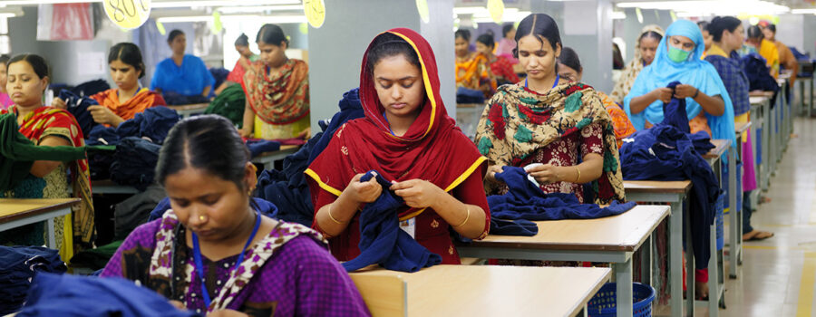 Better Work supports maternity rights and breastfeeding in Bangladesh garment sector through Mothers@Work