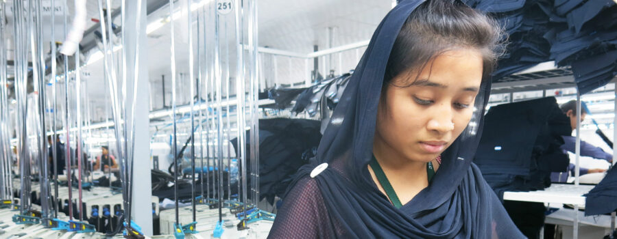 Better Work pre-departure training quells garment migrant workers' fear of the unknown