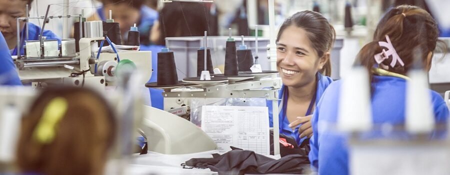 Better Work highlights factories with high levels of compliance, sustainable systems and advanced worker-management dialogue