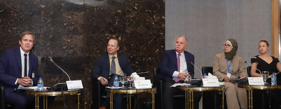 Making quality jobs a reality for all: Highlights from Jordan's Better Work Forum