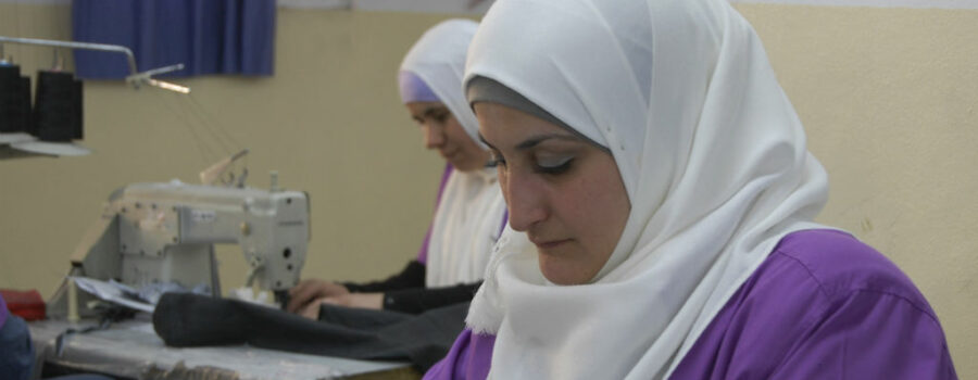 Productivity Project puts Jordan's satellite garment factories on sustainable path