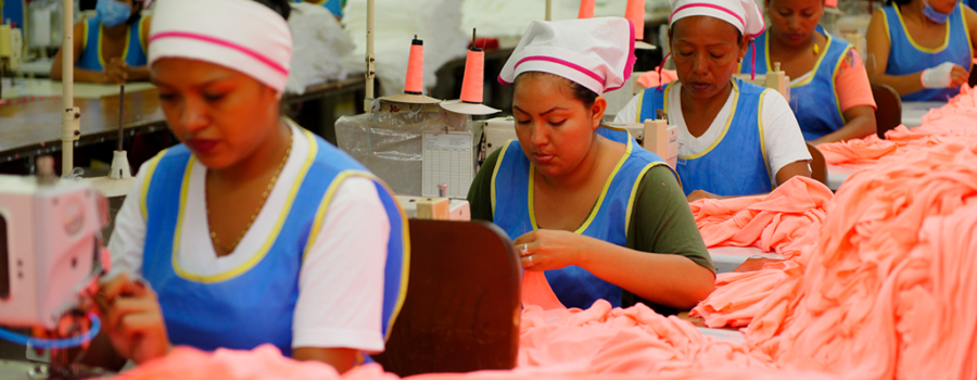 Sexual harassment prevention: How Better Work is taking the message of the new ILO Convention on violence and harassment to the garment industry