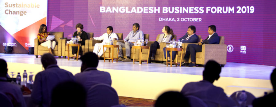 Better Work Business Forum highlights the importance of a sustainability vision for Bangladesh's RMG sector