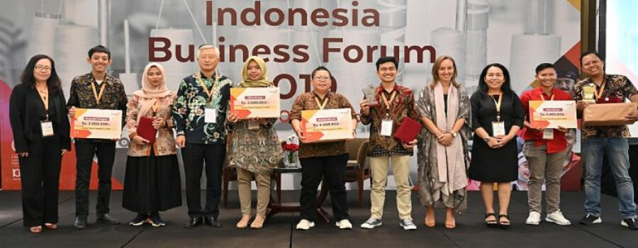 Ridwan Kamil, Governor of West Java Province plan to strengthen the business competitiveness of the garment industry