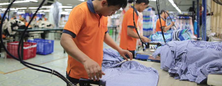 Improved working conditions go hand in hand with business success