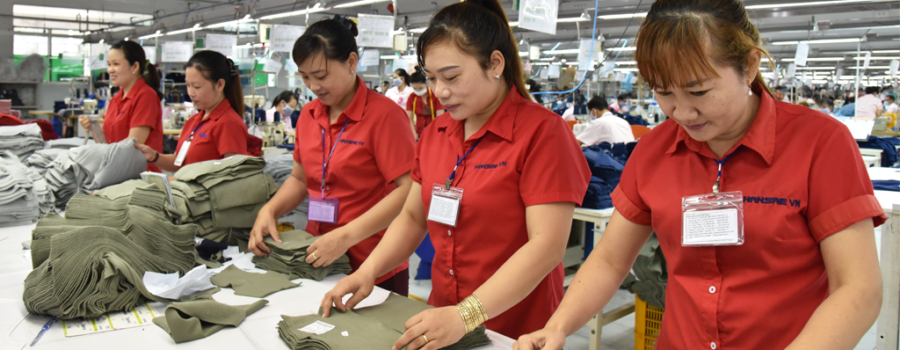 Hansae Viet Nam: Resolving grievances and moving towards sustainable development