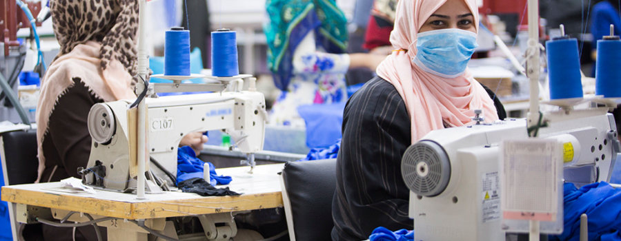 Better Work Egypt supports local industry as business returns to the country