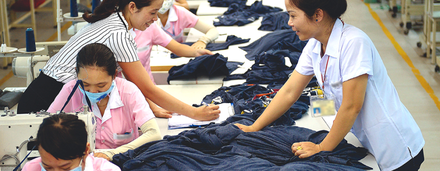 From clothing production to PPE manufacturing: factories pivot during the pandemic
