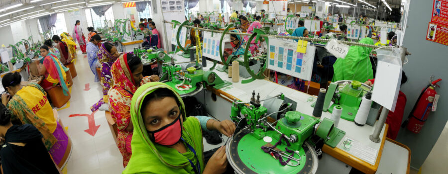European Union and Better Work partner to improve working conditions in garment industry