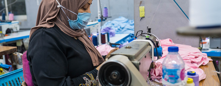 Better Work Egypt: A key component of SLARIE