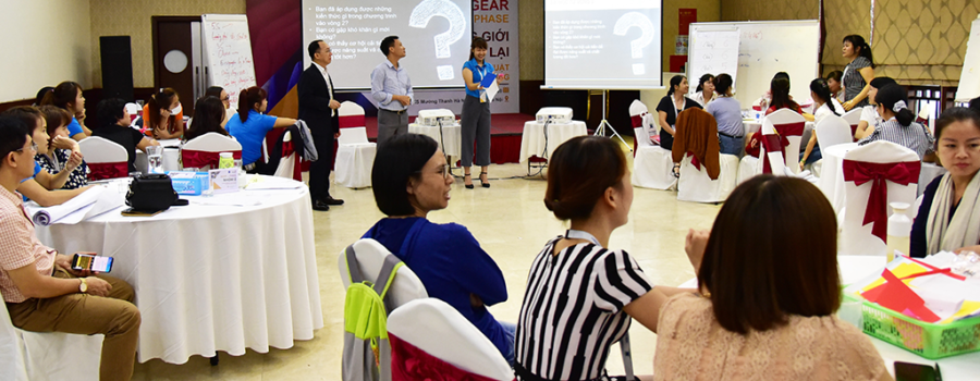 GEAR in Vietnam: Empowering women for greater leadership
